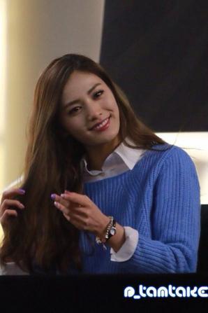    Nana au Fansign à  Ilsan (Corée du Sud)