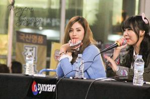 || Nana au Fansign à  Ilsan (Corée du Sud) photos meilleur qualité