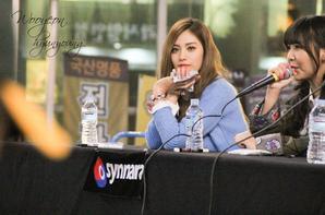    Nana au Fansign à  Ilsan (Corée du Sud) photos meilleur qualité