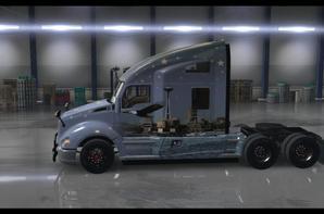 American truck simulation