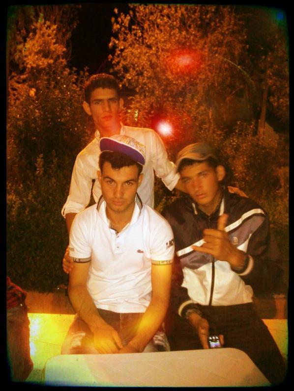 La nuit   Chichaaa avec les potes  ;)