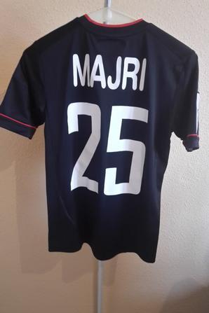 Maillot 2012-2013 d'Amel MAJRI