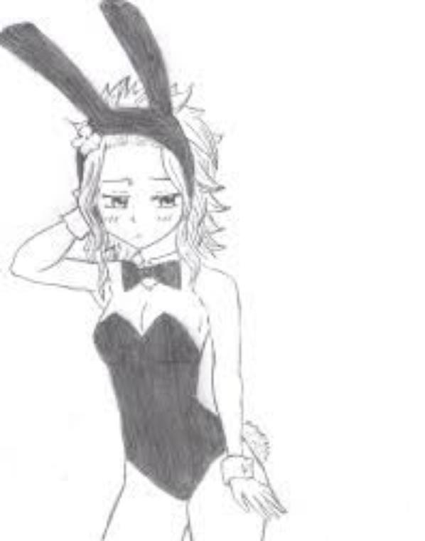 Bunny power by  Hiro Mashima