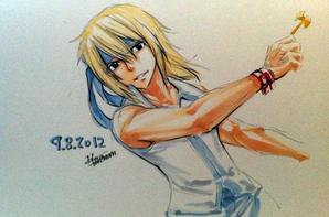 Illustration Hiro mashima