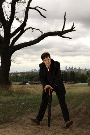 Benedict Cumberbatch en images...