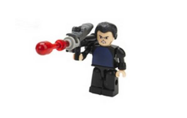 Star Trek en Lego