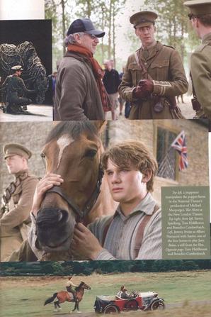 War Horse : résumé & petit avis personnel