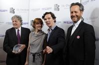 D'autres photos aux South Bank Awards 2013
