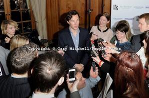 Dernières photos aux South Bank Awards 2013