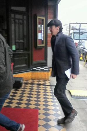 Sherlock revient sur le tournage pour une semaine de plus !
