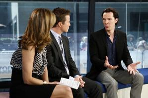 Benedict Cumberbatch au Today Show - 10 mai 2013