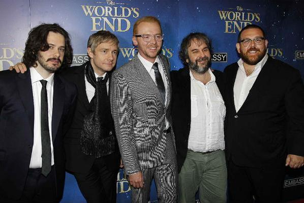 Avant Première The World's End