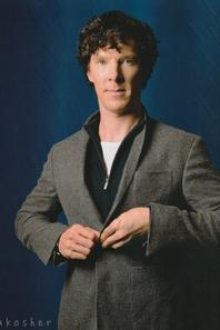 Benedict Cumberbatch dans le magazine FLIX Plus October Special Issue