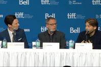 Festival Toronto - photos de la conférence de presse