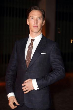 Benedict Cumberbatch au Global Fund