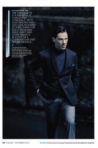 Scans du Magazine Esquire USA - 2/2
