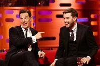 Benedict Cumberbatch - Graham Norton Show du 11 octobre 2013