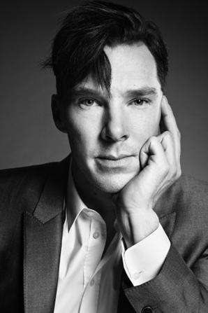 Benedict Cumberbatch : shoot pour le TIME