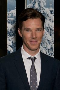 Benedict pour l'avant première de Little Favour