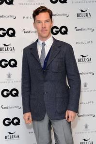 British GQ 25e Anniversaire 2013