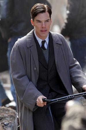 The Imitation Game - Tournage