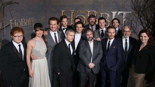 Avant Première Le Hobbit La Désolation de Smaug