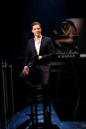 Benedict chez Jimmy Kimmel