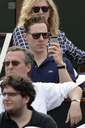 Benedict en France !