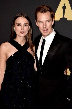 « Keira Knightley et Benedict Cumberbatch ont représenté l'Angleterre avec chic »