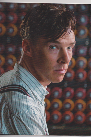 Benedict Cumberbatch - Point de Vue (scans)