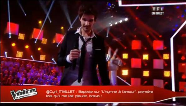 Mes Tweet's sur TF1 - 04-05-2013