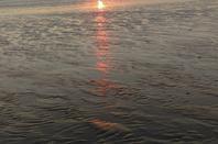 coucher de soleil ( finistere)
