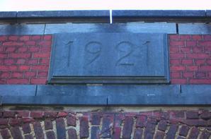 Ancienne caserne à Bierset