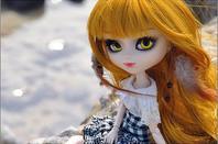 Dolls de Noel : le bonheur !