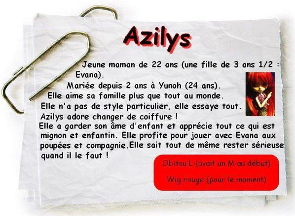Ma 1ere Pullip : Azilys (Akoya)