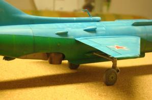 Yak 38 Forger......