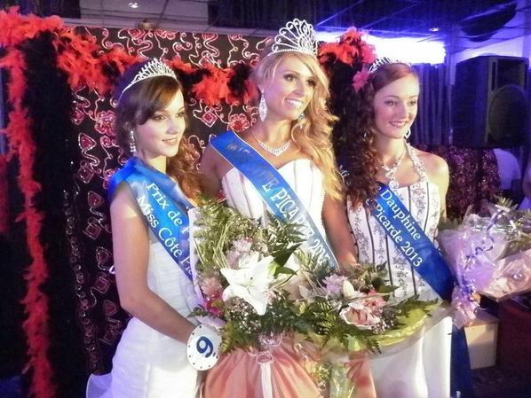 Election Miss Côte Picarde 2013.