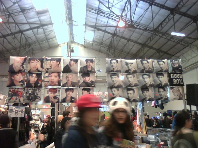 Après-midi à Japan Expo Sud.
