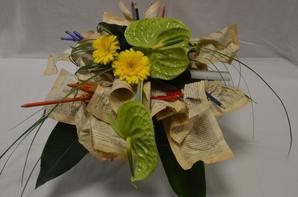 "Bouquet ""Apollinaire"""