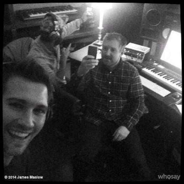 Studio d'enregistrement (30-01-2014) - (01-02-2014)