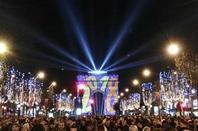 Paris 31 décembre 2017