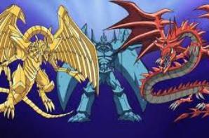 Les 3 Dieux Égyptiens