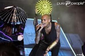 le concert de chris brown (suite)