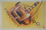TABLEAU ART TOILE