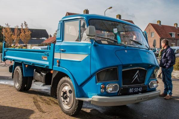 Citroën Belfégor