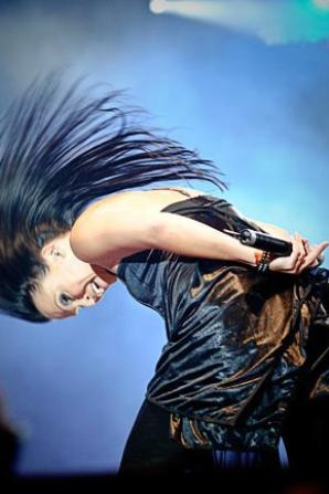 Headbanging ou Hair Art ^^