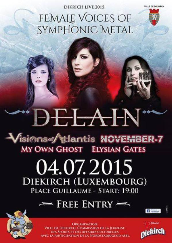 Concert Female Voices of Symphonic Metal :D