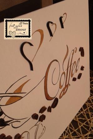 pose café