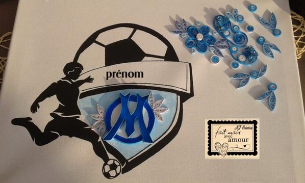 quilling marseille foot