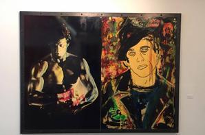 Autres tableau de Sly exposés à Nice